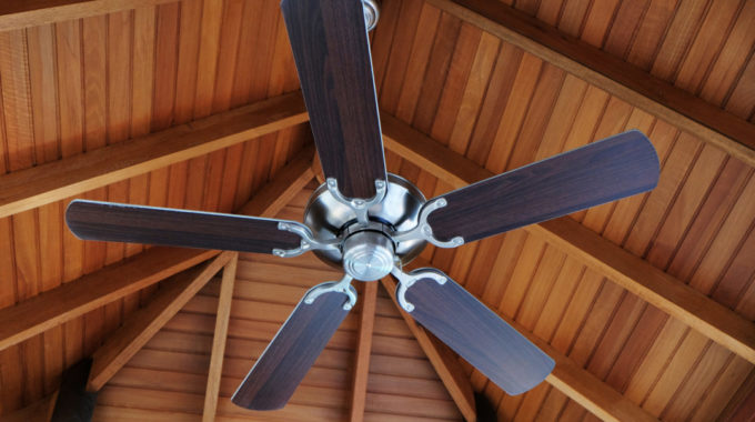 Add Style to Your Home With Ceiling Fans